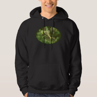 Green Fairy Splashy Collage II Hoodie