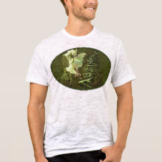Green Fairy Splashy Collage III T-Shirt