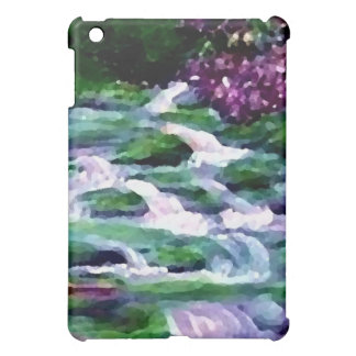 """Green Fairy Waterfalls"" CricketDiane Art Case For The iPad Mini"