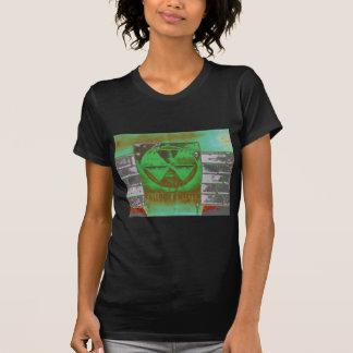 green Fallout T-shirts