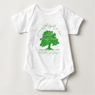 Green Family Reunion 2010 Baby Bodysuit