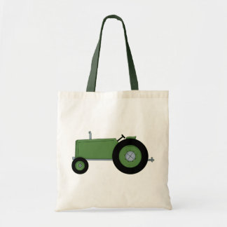 Green Farm Tractor Bags