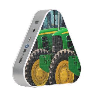 Green Farm Tractors Bluetooth Speaker