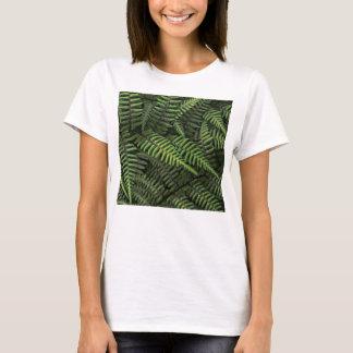 Green fern leaves T-Shirt