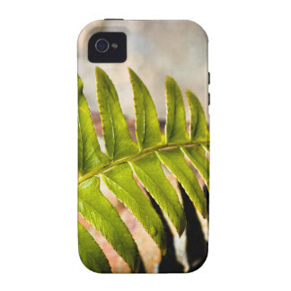 Green Fern says spring Vibe iPhone 4 Cases