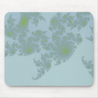 Green Ferns Mousepad