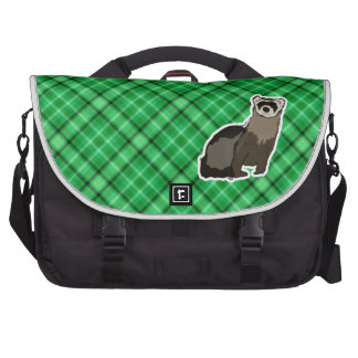 Green Ferret Bags For Laptop