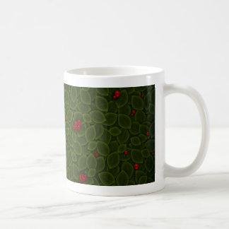 Green Field 3 Coffee Mug
