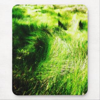 Green field - Mousepad