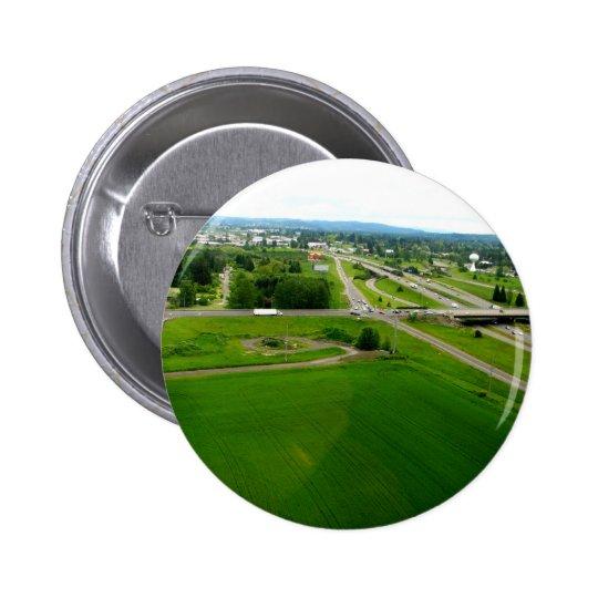 Green Fields Button