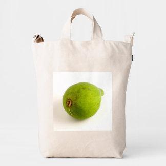 Green Fig Duck Bag