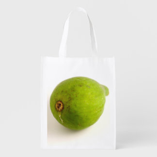 Green Fig Grocery Bag