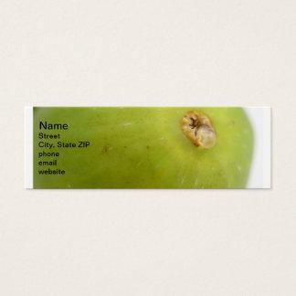 Green Fig Mini Business Card