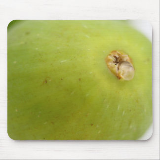 Green Fig Mouse Pad