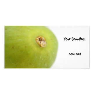 Green Fig Photo Card