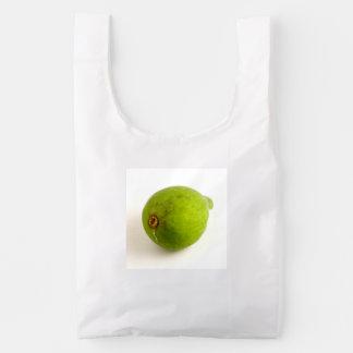 Green Fig Reusable Bag