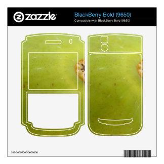 Green Fig BlackBerry Decals