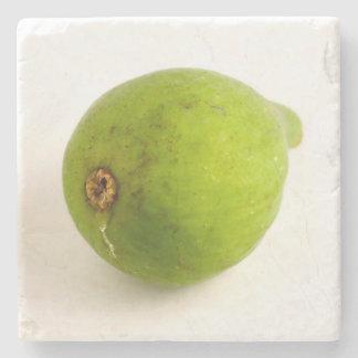 Green Fig Stone Coaster
