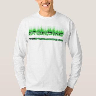 Green Fire Gush T-Shirt