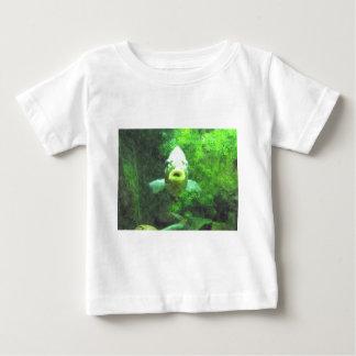Green Fish Baby T-Shirt