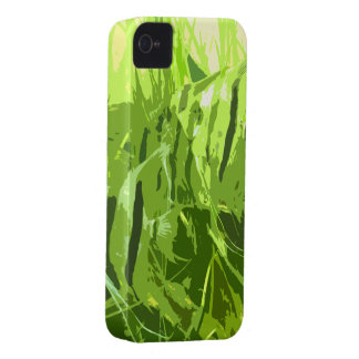 Green Fish iPhone 4 Case