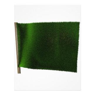 "Green Flag 8.5"" X 11"" Flyer"