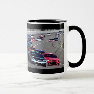 Green Flag Racing Mug