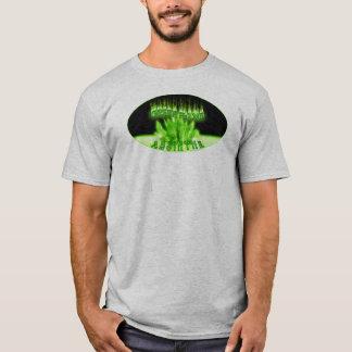 Green Flame Absinthe Twofer Shirt