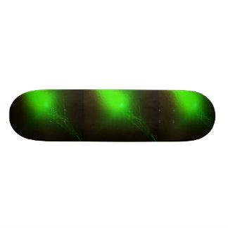 Green Flash Skate Board