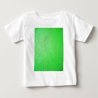 Green Florescent Design Style Fashion Baby T-Shirt
