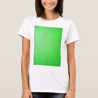 Green Florescent Design Style Fashion T-Shirt