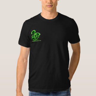 Green Fluorescence_T_BL Tee Shirt