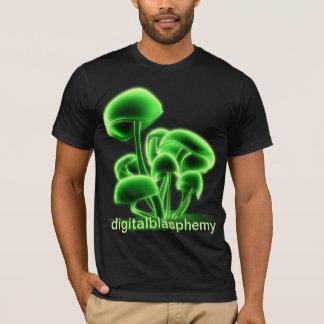 Green Fluorescence_T T-Shirt