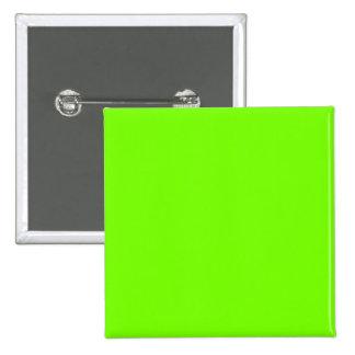 green fluorescent button