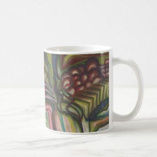 Green Foam Coffee Mug