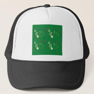 Green folk Ornaments Trucker Hat
