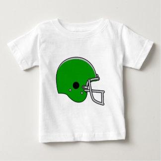 Green football helmet baby T-Shirt