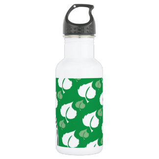 Green Footprint Water Bottle