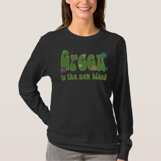 Green for Earth Day Long Sleeved Top