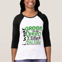 Green For Hero 2 Best Friend Kidney Disease T-Shirt