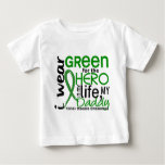 Green For Hero 2 Daddy Kidney Disease Shirt
