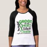 Green For Hero 2 Daughter Kidney Disease Tees