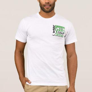 Green For Hero 2 Girlfriend Kidney Disease T-Shirt