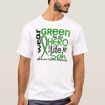 Green For Hero 2 Son Kidney Disease T-Shirt