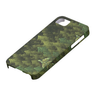 Green Forest iPhone SE/5/5s Case
