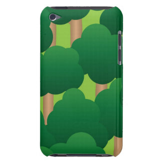 Green Forest iPod Case iPod Case-Mate Case