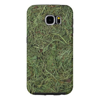 Green Forest Moss Nature Outdoors Leaves Samsung Galaxy S6 Case