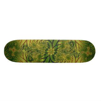 Green Forest Skate Decks