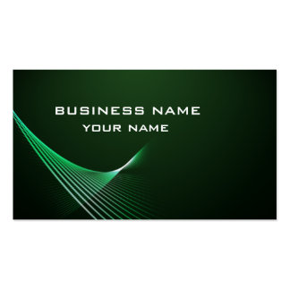 green_form_business Double-Sided standard business cards (Pack of 100)