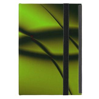 Green Fractal Design iPad Mini Cover
